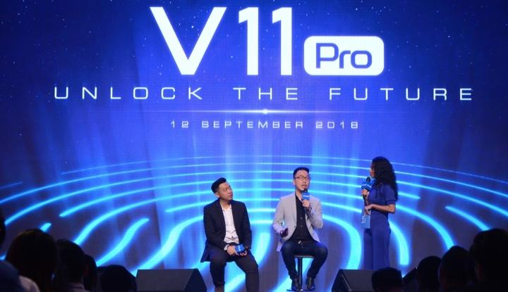 Vivo VII Pro Resmi Hadir di Indonesia - Warta Ekonomi