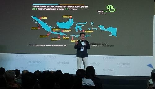 AMI Gandeng Bekraf dan Prudential untuk Kembangkan Startup