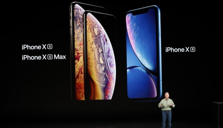 Foto Berita Saingi Samsung, Apple Luncurkan iPhone XS, iPhone XS Max, dan iPhone XR