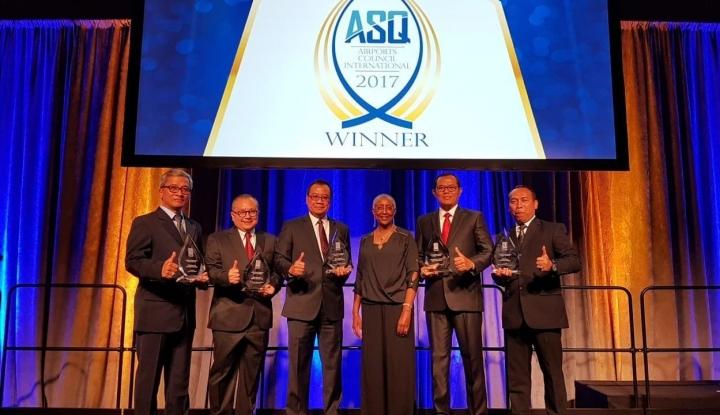 Foto Berita AP I Raih 5 Penghargaan Tingkat Dunia di Kanada