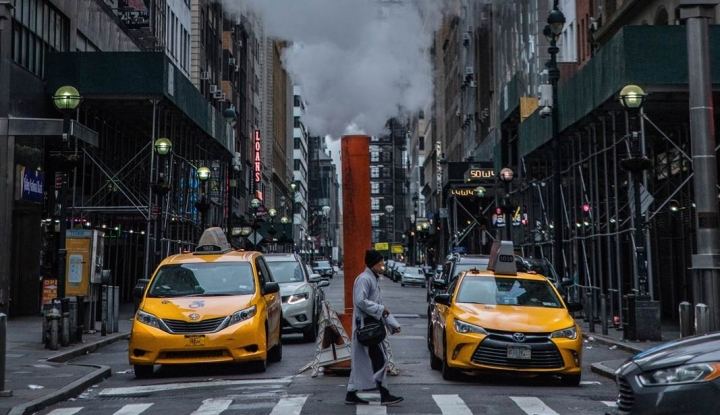 Foto Berita New York Overtakes London as Top Financial Center