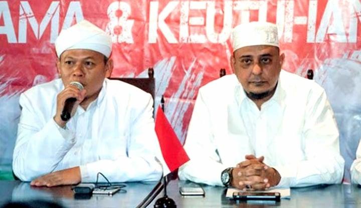 Foto Berita GNPF-U Sesalkan Ma'ruf Amin Ditunjuk Cawapres Oleh Jokowi
