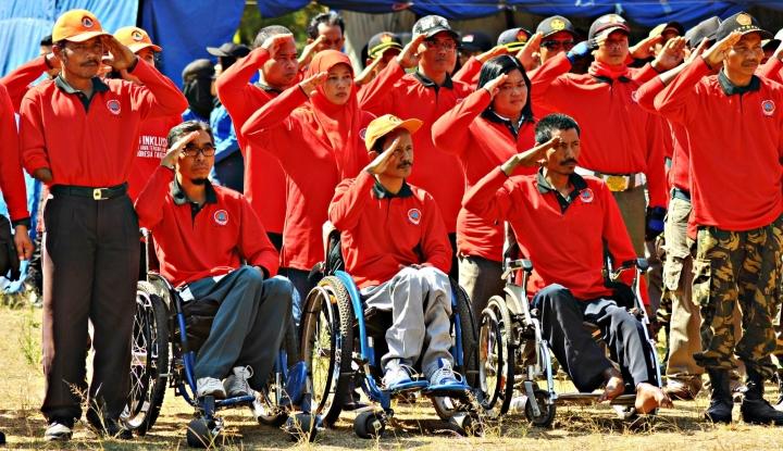 Foto Berita Disabilitas Dapat Tiket Gratis Nonton Asian Paragames