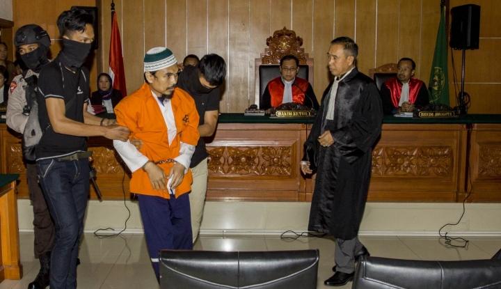 Foto Berita PN Jakbar Vonis Pimpinan JAD Pekanbaru 11 Tahun, Siapa Dia?
