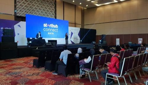 Foto Sinar Mas Land Gandeng AMI Adakan Starthub Connect 2018