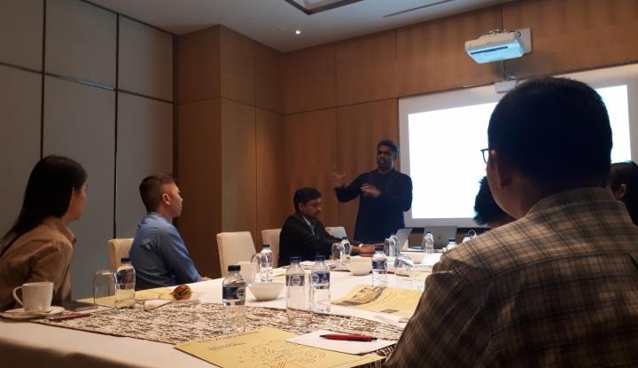 Foto Berita Zoho One Bantu Pengusaha Jalankan Operasional Bisnis Lewat Digital