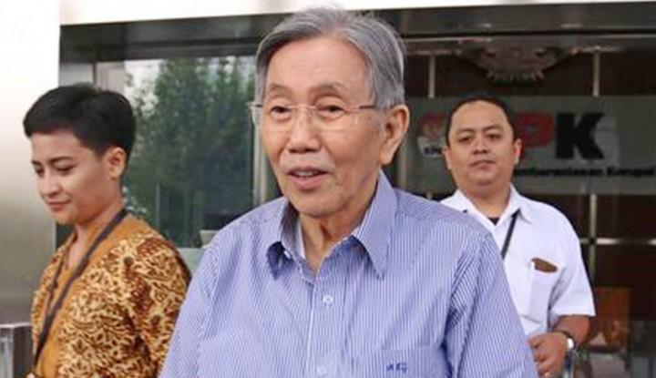 Sempat Diklaim Kubu Prabowo, Kwik Kian Gie: Tidak Mendukung Siapa Pun - Warta Ekonomi