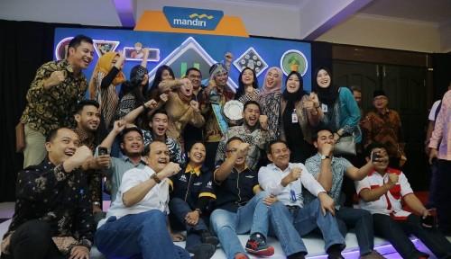 Foto Rini Soemarno: Wirausaha Muda Dongkrak Perkembangan Ekonomi Indonesia
