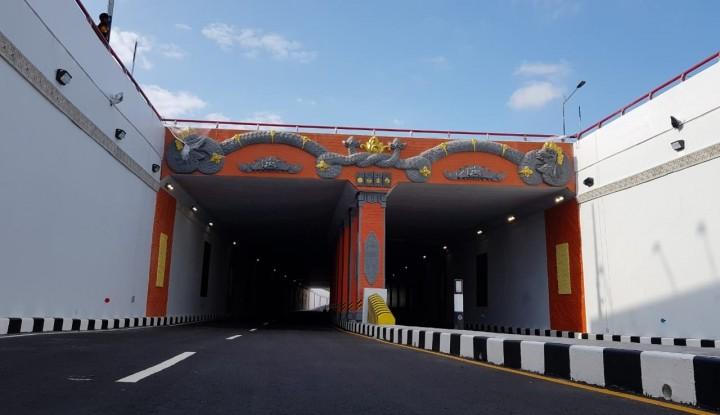 Foto Berita Underpass Simpang Tugu Kurangi Kemacetan Denpasar