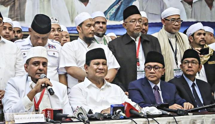 Foto Berita GNPF Dukung Prabowo-Sandi, Nasdem Tanggapi dengan Nyinyir
