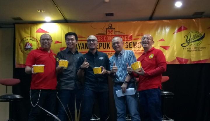 Foto Berita 'Ayam Gepuk Pak Gembus' Gandeng Edwin & Jhody Sebagai Brand Ambassador