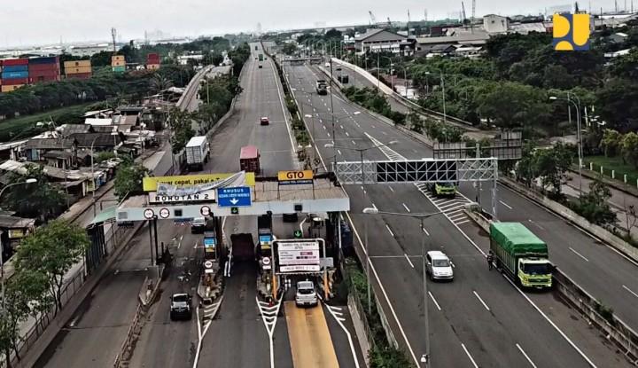 Foto Berita Integrasi Transaksi Tol JORR Berlaku Akhir September 2018
