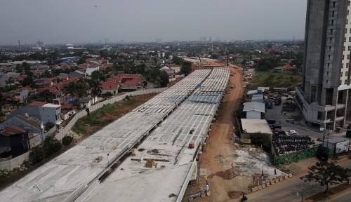 Foto Prabowo: Pembangunan Infrastruktur Bikin Indonesia Banyak Hutang