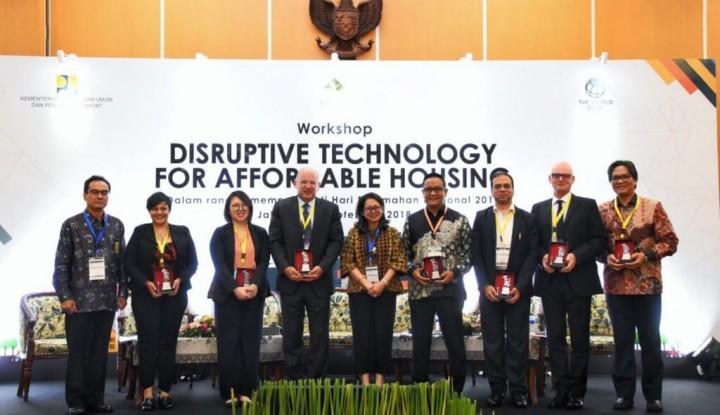 Foto Berita Kemenpupera Bangun Inovasi IT yang Dukung Efisiensi Pasar Perumahan
