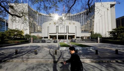 Foto PBOC: China dalam Jalur Penuhi Target Pertumbuhan 6,5%