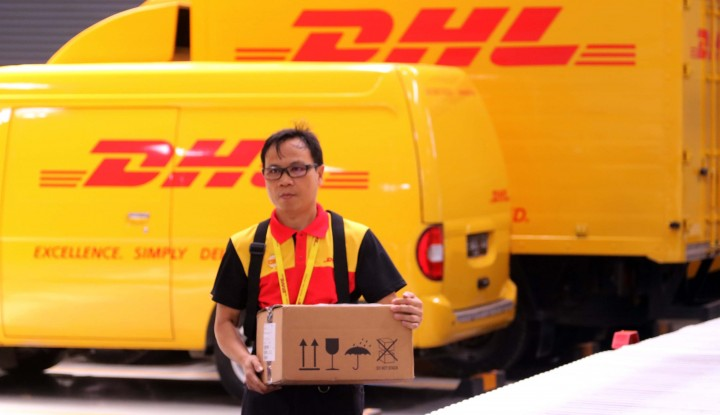 DHL Express Naikkan Tarif Tahun Depan, Alasannya Ternyata... - Warta Ekonomi