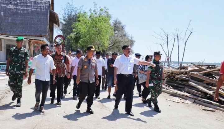 Foto Berita 1,5 Ribu Wisatawan per Hari Kunjungi Gili Trawangan