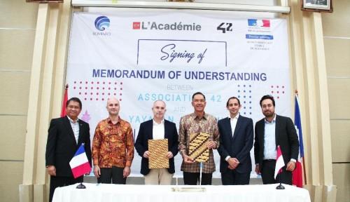 Foto OnlinePajak Prakarsai Terbentuknya Sekolah Coding Gratis