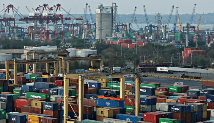 Foto Berita Defisit Perdagangan AS Tembus Rekor Tertinggi dalam 3 Tahun