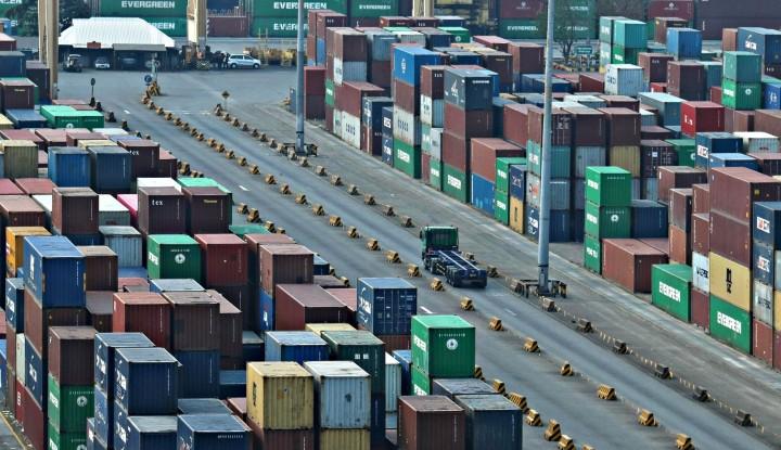 Foto Berita Ekspor Loyo dan Impor Tinggi Mengerem Laju Pertumbuhan