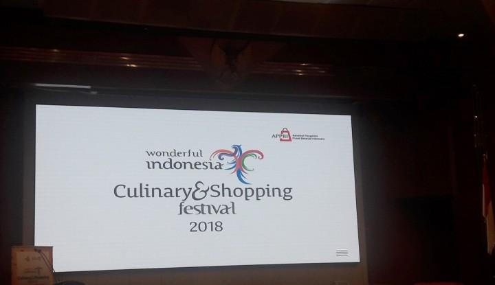 150 Mal Siap Gelar Festival Kuliner dan Belanja - Warta Ekonomi