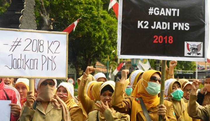 Foto Berita 2023, Indonesia Bersih dari Guru Honorer Kata Mendikbud