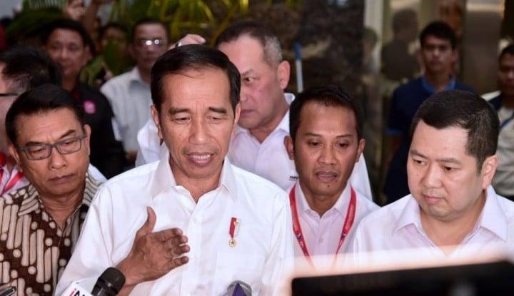Jenderal ini Beberkan Alasan Pilih Jokowi, Bukan Prabowo - Warta Ekonomi