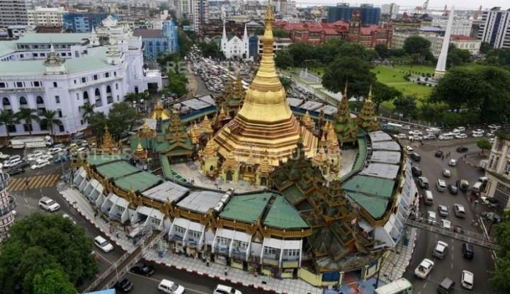 Perdagangan Bilateral Indonesia-Myanmar Diproyeksikan Tembus US$1 Miliar Tahun Ini - Warta Ekonomi