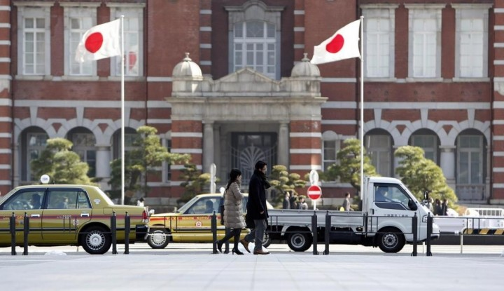 Jepang Catat Defisit Perdagangan $3,9 Miliar di Agustus - Warta Ekonomi