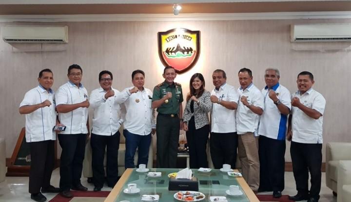 Foto Berita Jelang Tahun Politik, TNI Minta Masyarakat Jaga Kondusivitas