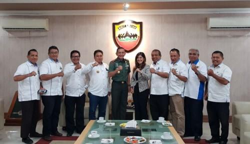 Foto Jelang Tahun Politik, TNI Minta Masyarakat Jaga Kondusivitas