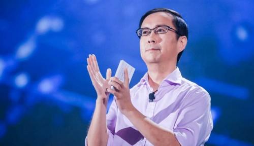 Foto Pascapensiun Jack Ma, Ini Tantangan Terbesar Daniel Zhang