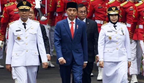 Foto Baru Dilantik Wagub NTB Mundur dari Demokrat, Dukung Jokowi?