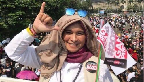 Foto Janji Neno: Bakal All Out Jadikan Prabowo Presiden