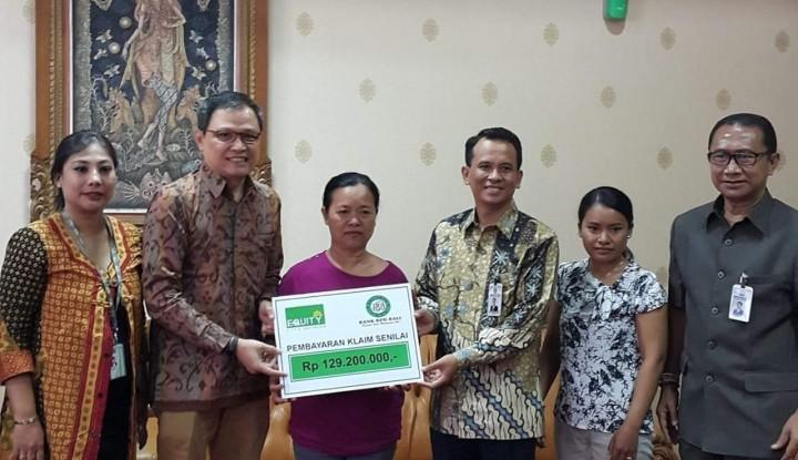 Foto Berita Gandeng BPD Bali, Equity Life Pasarkan 3 Produk Asuransi