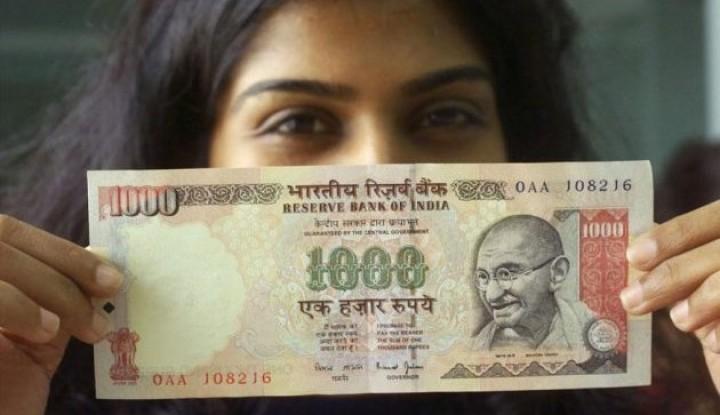 Foto Berita Rupee Tersungkur, Kemanakah Bank Sentral India?