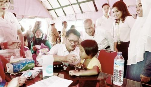 Foto Kimia Farma Salurkan Bantuan Obat Untuk Korban Gempa Lombok