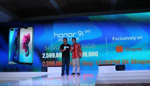 Foto Bidik Generasi Milenial, Honor Gandeng KLY Media-Happa