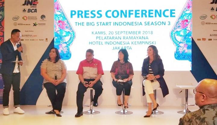 Foto Berita Dukung Pengusaha Muda, Blibli Kembali Gelar The Big Start