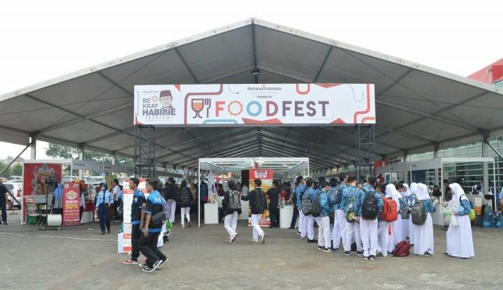 Bekraf Habibie Festival 2018 Resmi Dibuka Hari Ini - Warta Ekonomi