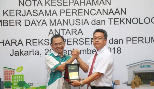 Foto Bhanda Ghara Reksa Jalin Kerja Sama dengan AirNav Indonesia