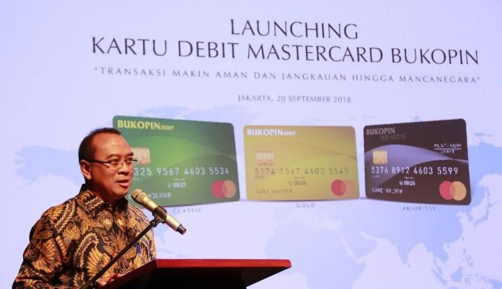 Bank Bukopin dan Mastercard Sepakati Kerja Sama Peluncuran Kartu Debit Bukopin Mastercard - Warta Ekonomi