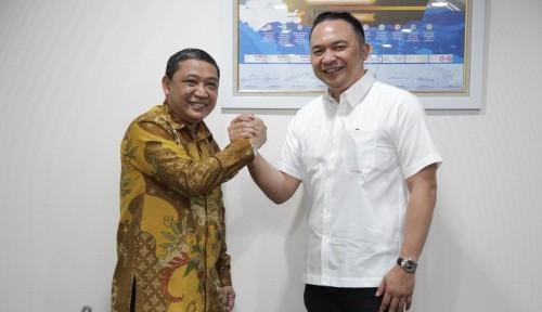 Foto Menteri BUMN Tunjuk Doso Agung Jadi Dirut Pelindo III