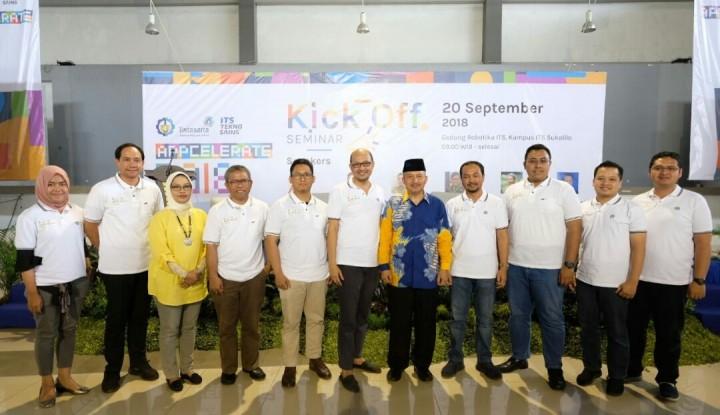 Lintasarta Appcelerate ITS Kumpulkan Startup Muda di Surabaya - Warta Ekonomi