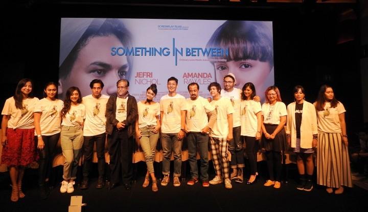 Bukalapak Buka Cara Majukan Perfilman Indonesia dengan Something In Between - Warta Ekonomi