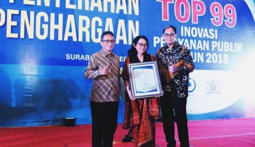 Foto E-FLPP Kementerian PUPR Masuk TOP 99 Inovasi Pelayanan Publik