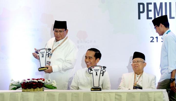 Foto Berita Dari Mana Dana Kampanye Prabowo Hingga Triliunan Rupiah Itu?