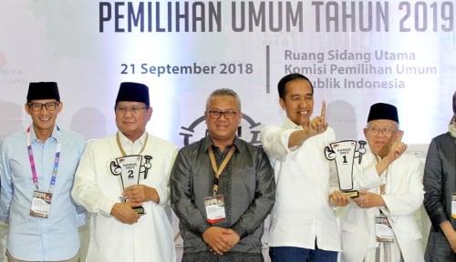 Foto Kubu Prabowo Singgung Bibit, Bebet, Bobot Jokowi, TKN 'Gemes'