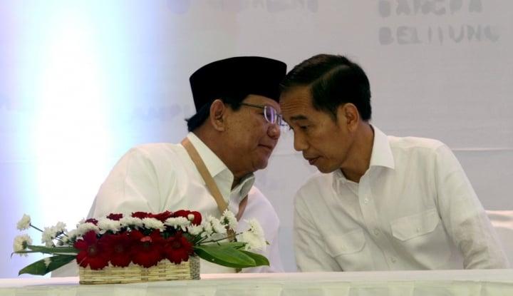 Puas Kinerja Jokowi, 73,7 Persen Pilih Kembali, Prabowo Tersingkir? - Warta Ekonomi