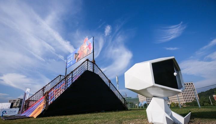 Foto Berita Alibaba Cloud dan Pemerintah Kota Hangzhou Umumkan Peluncuran ET City Brain 2.0.